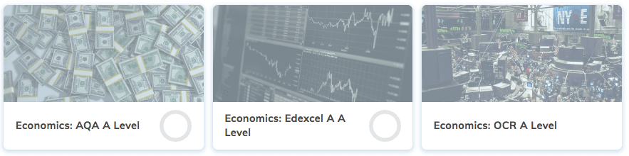 Economics A Level Revision Course