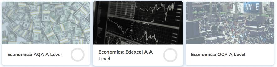 A Level Economics Revision Courses