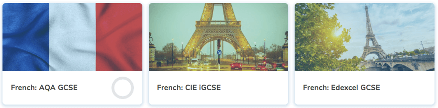 Free GCSE French Revision Courses
