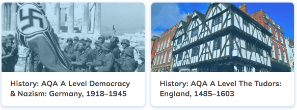 History Revision AQA A Level Course